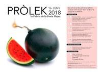 Corrandes són corrandes (concert) - Pròlek, la prèvia de la festa major