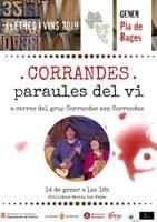 Corrandes són corrandes: Les paraules del vi (concert-taller)