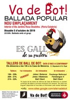 Ball de bot amb Es Gall de Sa Pastera - 5oct - Jardins Rosa Deulofeu