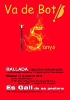 Ballada 15 anys Va de bot! als Foguerons 2019