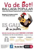 """Ballada amb """"Es gall de Sa Pastera"""" - A.C. Va de bot!"""