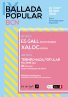 Ballada-Sopar ball de bot amb Xaloc i es Gall el 16 de juny