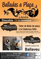 Ball amb Ballaveu / Ballades a Plaça, Lleida