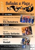 Ballada amb Redall, Lleida
