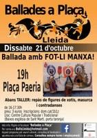 Ballades a Plaça, Lleida, Fot-li manxa!