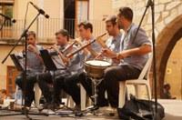 """Ballades a Plaça, Lleida. Març amb """"Els Baladrers"""""""