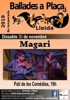 Lleida / Ballades a Plaça / MAGARI