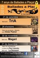 Lleida / Ballades a Plaça / Victor Pedrol  (Ballada i taller de Pandereta) !!!AJORNAT al 18 d'ABRIL!!!