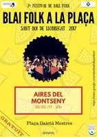 7è Blai Folk a la Plaça - AIRES DEL MONTSENY