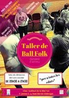 BLAI FOLK: El taller de ball folk de la Blai Net