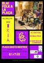 IX BLAI FOLK A LA PLAÇA: Ball Folk amb TRIA