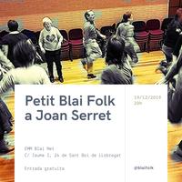 Petit Blai Folk a Joan Serret