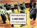 PETIT BLAI FOLK A JOAN SERRET (Punt de trobada i ball folk!)