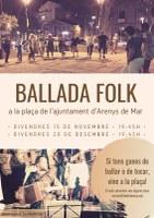 Ballada Folk a Arenys de Mar