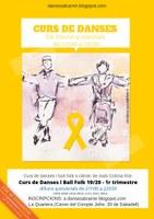 Curs de danses al carrer i ball folk a Sabadell