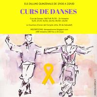 ANUL·LAT ! - DANSES AL CARRER DE SABADELL: Curs de danses i ball folk 2019-2020 (2n trimestre)
