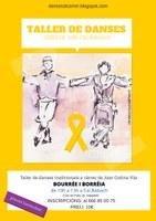 """DANSES AL CARRER DE SABADELL: Taller de danses """"Bourée i Borrèia"""" a càrrec de Joan Codina Vila"""