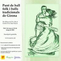 AJORNAT: ESCAMPILLEM-Punt de ball folk i balls tradicionals de Girona