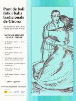 MONOGRÀFIC «Punt pla, l'aire del Pirineu» al Punt de ball folk i balls tradicionals de Girona