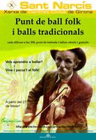 Punt de ball folk i balls tradicionals de Girona