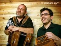 Duo Brotto Milleret. Nit de Ball Folk a la Fira Mediterrània de Manresa