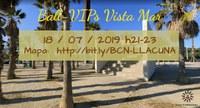 Ball-VIPS al CUB de la Llacuna (BCN)