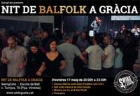 Nit de BalFolk a Gràcia!