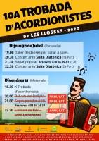 ESCOLA DITAÒNICA D'ESTIU - Taller de danses folk (sense contacte)