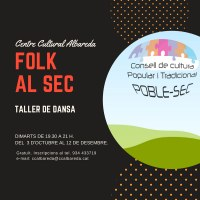 FOLK AL SEC: Taller de danses folk