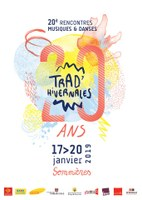 LES SOMERES A SOMEIRE: Ball folk pel Trad'Hivernales