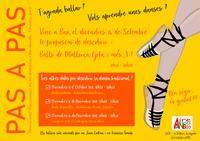 PAS A PAS: Taller de Balls de Mallorca: La jota i més!
