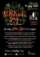 ANUL·LAT - Ruks: Ball folk pel Saint Patrick's Day