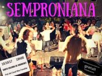 SEMPRONIANA: Ball Folk per l'aniversari de Triballcoloma