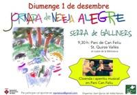 TREMENTINA: Ball folk per la III Jornada de Neteja Alegre de la Serra de Galliners