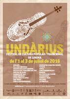 Undàrius - Festival de cultura popular i tradicional de Girona