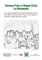 Vermut Folc a l'Espai Cívic La Rosaleda - Girona