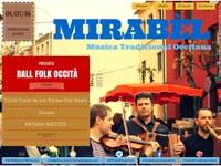 Bal fòlc occitan per la inauguració del Festival Undàrius amb Mirabèl