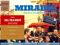 Els divendres a la Plaça del Rei: Ball folk occità amb Mirabèl