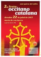 MIRABÈL: Ball folk occità per la II Festa Occitano-Catalana de Sant Quirze del Vallès