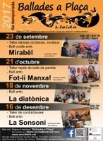 MIRABÈL: Ball Folk Occità per les Ballades a Plaça de Lleida