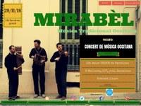 """MIRABÈL: Concert-Ball Folk per la clausura del cicle de conferències """"Occitània, Catalunya i Europa"""""""