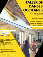 MIRABÈL i CAOC: Taller de danses occitanes - Pas d'Estiu