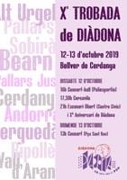 X Trobada Diàdona - Bellver de Cerdanya