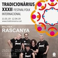 Ball Folk amb Rascanya al Tradicionàrius. 20 anys Revista Caramella