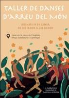 Taller de danses d'arreu del món a Castellgalí